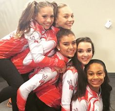 Dance moms girls looking so cut together, May 2015!!!