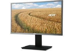 Acer ymiidphz Wide Screen LED Monitor (with built-in speakers), Black Acer, Monitor For Photo Editing, Display Lcd, Windows 95, Best Pc, Display Resolution, Printer Supplies, Built In Speakers, Blue Dog