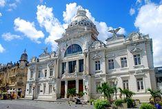 Salvador, Bahia, Brasil - Palácio Rio Branco