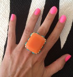 kandeej.com: If you love NEON, you're gonna love this....Polish baby!