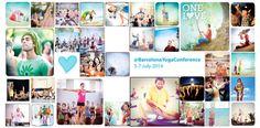 Barcelona yoga festival