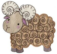 Embroidery | Free Machine Embroidery Designs | Bunnycup Embroidery | Farmyard Applique