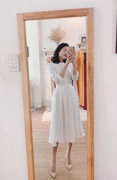 Modest Dresses, Simple Dresses, Elegant Dresses, Cute Dresses, Beautiful Dresses, Civil Wedding Dresses, Bridal Dresses, Modest Fashion, Fashion Dresses