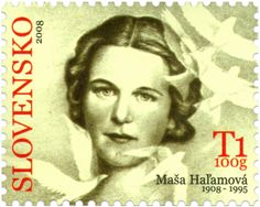 Personalities – Maša Haľamová, Poet, Slovakia