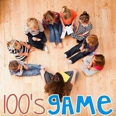 Love this easy to play math game! Students sit in a circle and count. So easy, but builds number fluency and number sense. Use skip counting and multiples for the older grades! Other game suggstions too!  (scheduled via http://www.tailwindapp.com?utm_sour