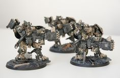 O'Kosvah Hunter cadre, Tau Army(updated 9/8/2013) - Forum - DakkaDakka | You know you're supposed to be painting.