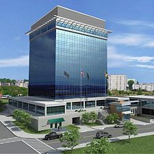 Towson City Center Almost Fully Leased as Opening Nears