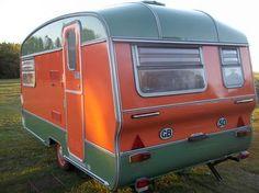 1979 Cotswold Windrush trailer / Caravan