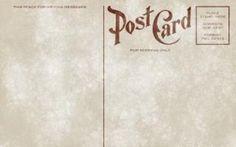 free journaling postcard - Google Search