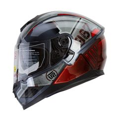 [Mildly Interesting] Motorcycle helmet looks straight out of Mass Effect