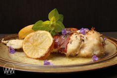 V kuchyni vždy otevřeno ...: Kuřecí prsa s medovým citronem