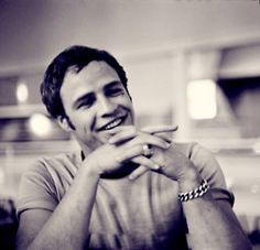 marlon brando. Hollywood just doesn't make them like this any more.