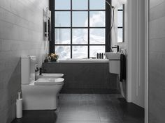Urban C: Practical Bathrooms At The Service Of Contemporaneity