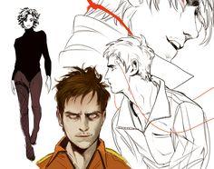 legion art | Tumblr