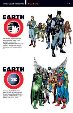 Earth 32 & 32