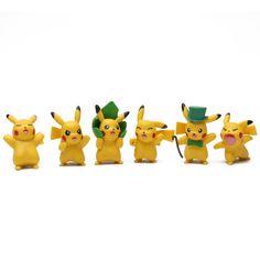 Figures Umbreon Espeon Glaceon Vaporeon Plush Toy Figure Toys 4cm 6pcs/lot Soft Stuffed Anime Cartoon Dolls #Affiliate