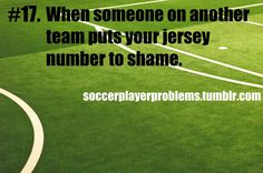 Soccer Player Problems : Photo