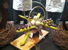 Ticklebelly Chef Jenifer Fournier was a judge at this year's World Pastry Championship. Here's an up close look at the incredible and edible desserts.