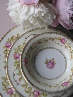 Vintage Rose China