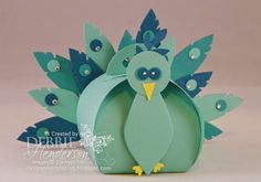 Debbie's Designs: For the Birds!