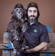 topher and rosenberg | ... Up Your Pet Day | Meet Topher Brody and Rosenberg | Ruby Lane Blog