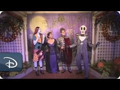 Jack Skellington & Sally Debut at Mickey's Not-So-Scary Halloween Party | Walt Disney World