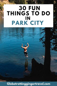 Are you traveling to Park City, Utah? Check out this roundup of things to do away from the slopes in off-seasons like summer and spring. Find the best restaurants and places to stay. #ParkCity #ThingsToDoInParkCity #VisitParkCity #ParkCityUtah #Utah #UtahTravel #TravelUtah #ExploreUtah #AdventureUtah #USTravel #UnitedStates #USATravel #TravelUSA #UnitedStatesTravel #OneDay #1Day #OneDayTrip #TravelGuide #CityGuide #52CitiesBlog Usa Travel Guide, Travel Usa, Travel Tips, Park City Utah Summer, Park City Restaurants, Utah Vacation, Utah Adventures, Salt Lake City Utah, Road Trip Usa