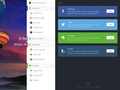 Apps gallery UI [wip]