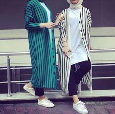 Pakistani Fashion Casual, Pakistani Dresses Casual, Stylish Hijab, Hijab Chic, Hijab Style Dress, Hijab Outfit, Street Hijab Fashion, Abaya Fashion, Islamic Fashion
