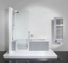 Modern Shower And Tub Unit In One - http://homeypic.com/modern-shower-and-tub-unit-in-one-2/
