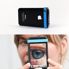 Macro Cell Lens Band - $15