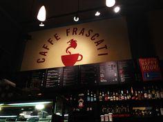photo courtesy Caffe Frascati