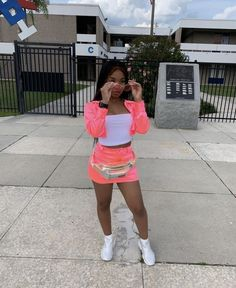 Swag Outfits For Girls, Boujee Outfits, Cute Swag Outfits, Teenage Girl Outfits, Teen Fashion Outfits, Teenager Outfits, Dope Outfits, Cute Summer Outfits, Girly Outfits
