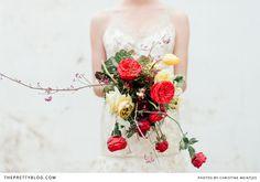 Autumn Wedding Bouquet #flowersinthefoyer #bouquet #autumn #fall #flowers
