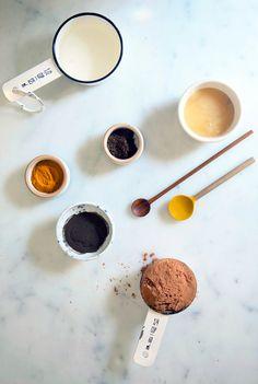 Medicinal Chocolate Truffles by Ashley Neese