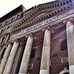 New York City - Mt. Neboh Baptist Church in Harlem #SasaYork #NewYork #Harlem #Gospel