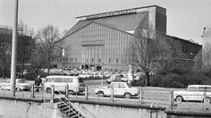 """Der """"alte"""" Friedrichstadtpalast 1984 in Ostberlin"""