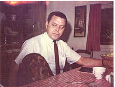 Tom T. Hall and an old dog.