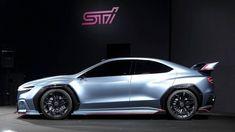 The Subaru Viziv Performance STI Concept could be the WRX of the future | DriveTribe
