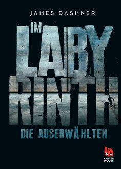Die Auserwählten - Im Labyrinth - James Dashner - Hardcover | CARLSEN Verlag