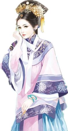 By Artist Unknown. Ancient China, Ancient Art, Chinese Style, Chinese Art, Geisha, Manga, Chinese Drawings, Art Costume, Ancient Beauty