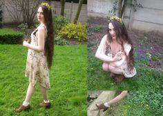 Tenue par Mélanie Yamapi - chaussures axes femme