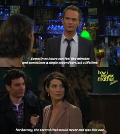 ❤❤ Robin Scherbatsky, Barney Quotes, Barney And Robin, How Met Your Mother, Ted Mosby, The Carrie Diaries, American Series, Thank You Mom, Himym