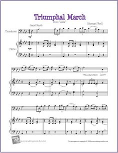 image about Free Printable Trombone Sheet Music identify 33 Suitable Trombone Sheet Audio (Absolutely free) pics in just 2017 Piano