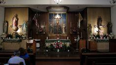 Catholic Churches of Manhattan: 5. Church of the Holy Agony (CLOSING August 2015)