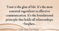 Stephen Covey Quotes About Life - 42837