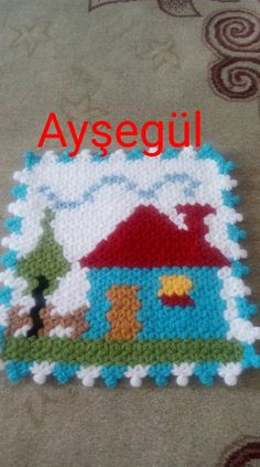This Pin was discovered by HUZ Crochet Art, Crochet Stitches, Crochet Patterns, Crochet Squares, Washing Clothes, Doilies, Elsa, Diy And Crafts, Blanket