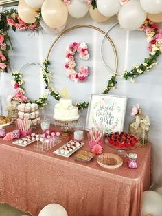 145 Best Floral Baby Shower Ideas Images In 2019 Floral