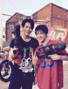 Jaehyun and Jeno #SMROOKIES