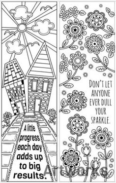 Star Wars Coloring Bookmarks | Coloring Pages